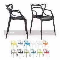 Cadeira Masters - Cadeira Allegra - Design - Várias Cores