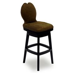 Armen Living Armen Living Ava Swivel 26 in. Counter Height Stool - Brown, Dark Brown, Wood Armen Living http://www.amazon.com/dp/B00F73M3E6/ref=cm_sw_r_pi_dp_C.hdvb0ZASC2G