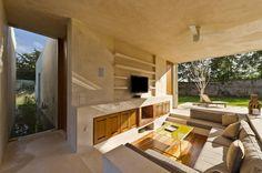 Hacienda Sac Chich / Reyes Ríos + Larraín Arquitectos