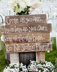 wedding decoration ideas 10 Funny Decorations For A Wedding