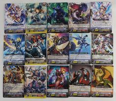 Vanguard : 15 Japanese Trading Cards http://www.japanstuff.biz/ CLICK THE FOLLOWING LINK TO BUY IT ( IF STILL AVAILABLE ) http://www.delcampe.net/page/item/id,355398567,language,E.html