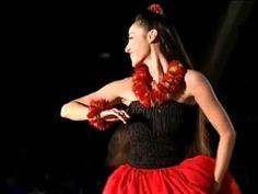 HAWAIIAN WEDDING SONG (hula dance)