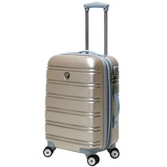CalPak Andover II 20-inch Carry-on Expandable Hardside Spinner Upright   Overstock.com $66