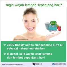 Pelembab Wajah: 3SRD Beauty Series