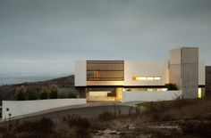Casa Real del Mar, Tijuana, Mexico by Gracia Studio.
