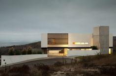 Casa Real del Mar, Tijuana, Mexico by Gracia Studio.