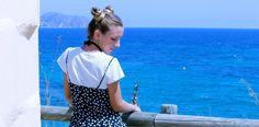 Flashback 90's – PINNAHANA | Forever21 | Calpe | Mediterranean | Double bun
