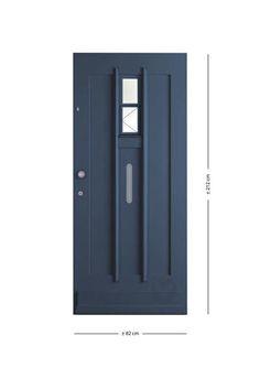 maken en plaatsen van houten voordeur (jaren 30-stijl), op basis van bijgevoegd ontwerp; links-draaiende stompe deur.  - inmeten bestaand kozijn (ca. 212 x 82 cm) - maken van voordeur met draairaampje - geen 3-puntssluiting - wel dubbelglas - infrezen sleuf voor brievenbus (brievenbus leveren we zelf aan). - afhangen van de deur - overzetten bestaand hang- en sluitwerk (deurknop, opzetslot en nachtslot)  graag all-in prijs, wel gespecificeerd.