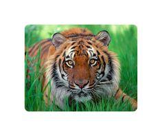 Beautiful Animal Mouse Pad Tiger #5