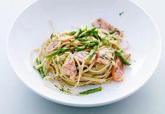 Sund aftensmad på max 30 minutter   Iform.dk Zucchini Lasagna, Moussaka, Edamame, Feta, Recipies, Spaghetti, Ethnic Recipes, Ga Ga, Handmade