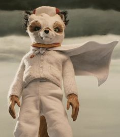 Fantastic Mr. Fox, maybe a Halloween costume?