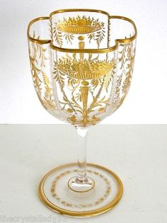 antique wine glasses | ANTIQUE WINE GLASS