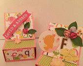 Miniature Easel cards/ gift boxes