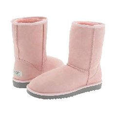 Pink Uggs!!