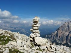 to be a rock and not to roll... Dolomites