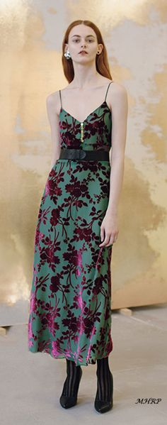 yigal-azrouel-pre-fall-2018 - image pinned from vogue.com