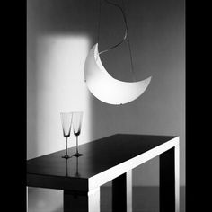 AVMazzega LUNA Pendelleuchte 50 cm - Design Michele de Lucchi