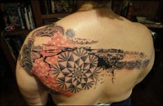 Coilhouse » Blog Archive » Print Artifacts on Skin: The Tattoo Art of Xoïl