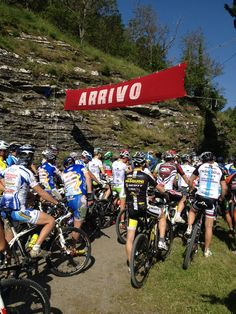 Mountain bike XC race - Cortona, Italy.