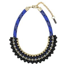 MASSAI MARA necklace from the SOLLIS Jewellery NAIROBI collection. Hand-crafted in the SOLLIS design studio in Sydney.