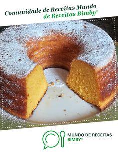 Bolo de Laranja Inteira de Anita Cruz. Receita Bimby<sup>®</sup> na categoria Bolos e Biscoitos do www.mundodereceitasbimby.com.pt, A Comunidade de Receitas Bimby<sup>®</sup>. Homemade Cakes, Chocolate, Anita, Cornbread, Coco, Doughnut, Cookies, Ethnic Recipes, Desserts
