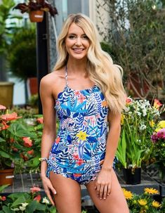 e614735748 Rad Swim Womens One Piece Swimsuits Bathing Suits Tankinis teens Girls