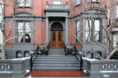 Price: $7,995,000     Location: Boston, MA   Type of Home: Historical Residence     This 19th-century townhouse was converted to condo apartments, but retains many of its period charms, including a double parlor with walnut wood panels
