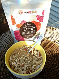 Have you ever tried @MixMyOwn? Product review is up. It's pretty darn DELISH!