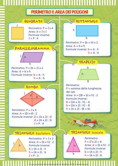 from Il mio super quad mat 5 Primary Maths, Primary School, Elementary Schools, Math Worksheets, Math Activities, Algebra, Teaching Kids, Kids Learning, Math Charts