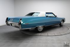 Cadillac Coupe 1971