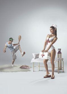 Art direction, composition & retouching. by El mono autista