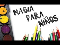 Trucos de Magia Fáciles para niños y principiantes 01 - YouTube Child Day, Art Supplies, Illusions, Diy And Crafts, Magic, How To Make, Youtube, Decor, Diy Creative Ideas