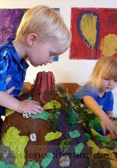 playdoughdinoisland4 - Okul Öncesi Etkinlik Kaynağınız - Okul Öncesi Etkinlik Kaynağınız