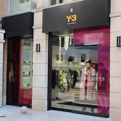 adidas y3 store new york