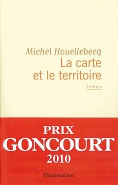 La Carte et le territoire, Houellebecq