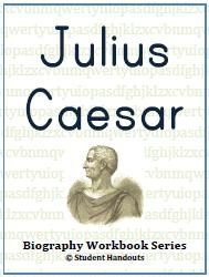 a brief biography and history of julius caesar Roman empire: julius caesar and the roman army learn how julius caesar and the roman army created an empire contunico © zdf enterprises gmbh, mainz caesar changed the course of the history of the greco-roman world decisively and irreversibly the greco-roman society has been extinct for so long that most of the names of its great men mean little to the average, educated modern person.