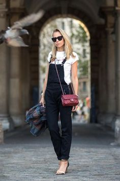 Chic Overalls Are Not An Oxymoron