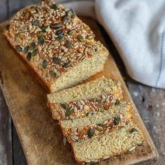 Super-easy Dukan diet bread - made with oatbran