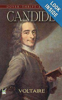 12th Grade Reading at Wichita Collegiate School Candide (Dover Thrift Editions): Voltaire, Francois-Marie Arouet: 9780486266893: Amazon.com: Books
