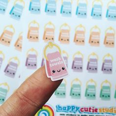 Oooh new release!  Our 'wash towels' stickers are now in our Etsy shop!  #happycutiestudio #supporthandmade #etsy #sticker #stationery #illustration #cute #design #vector #kawaii #planner #planneraddict #plannerlove #plannergirl #plannerstickers #plannercommunity #plannerjunkie #plannergeek #happyplanner #filofax #erincondren #lovetoplan #stickeraddict #plannernerd #silhouettecameo #eclp by happycutiestudio