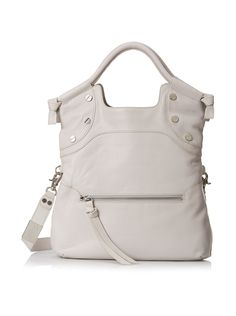 nice Foley + Corinna Women's FC Lady Tote Convertible Top Handle Shoulder Bag, Dove