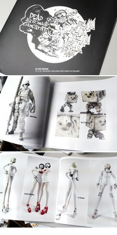 """3A SD13 CATALOG (SDCC '13 exclusive) 12""""x12"""" 48pages / INCLUDED WITH WWR G.I.D Square Price: 40USD, comes with WWR G.I.D Square"""