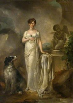 Peter Edward Stroehling, Jane Fleming (1755–1824), Countess of Harrington