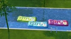 POOL DECO at Leo Sims via Sims 4 Updates