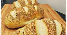 ❤️ Thermomix Rezepte mit Herz - Herzfeld - Pampered Chef ❤️ Rezeptideen,Tipps &Co. Baguette, Pampered Chef, Bagel, Bread, Cooking, Super, Buns, Food, Thermomix Bread