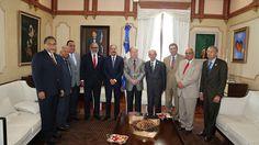 Armario de Noticias: Presidente Medina recibe Sociedad Dominicana  Diar...