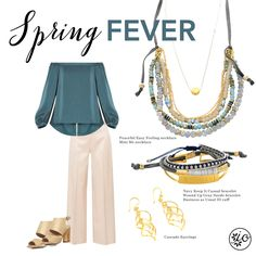 Spring Fever Outfit Inspiration | Initial Outfitters