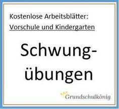Wir üben die Zahlen 1-5 | Kindergarten, Montessori and School