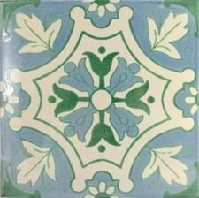 fired earth hand painted tiles - Google Search