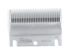Oster Clipmaster Thick Bottom Full Tooth Blade by Oster. Save 27 Off!. $38.73. Oster Large Animal ClipMaster blades offer unparalleled performance.  The revolutionary cryogenic freezing process hardens the blade making it more durable and efficient.